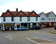 Commercial buildings in Sussex
