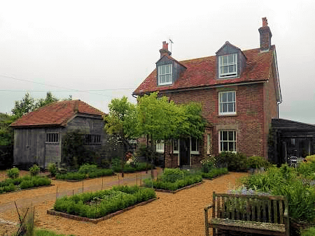 Farm house in Sussex
