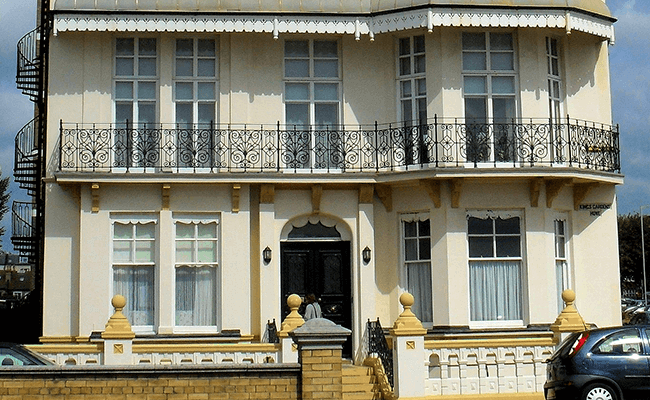 Multi-story property in Hove